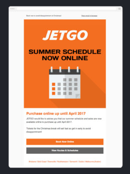 Email Marketing - JETGO