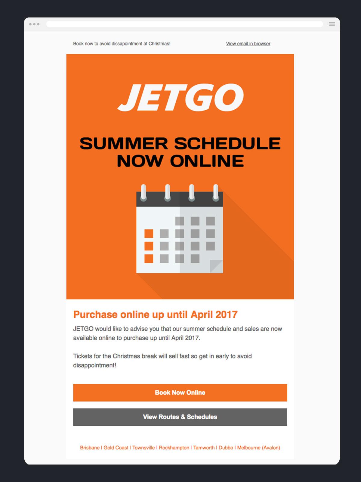 Email Marketing - JETGO