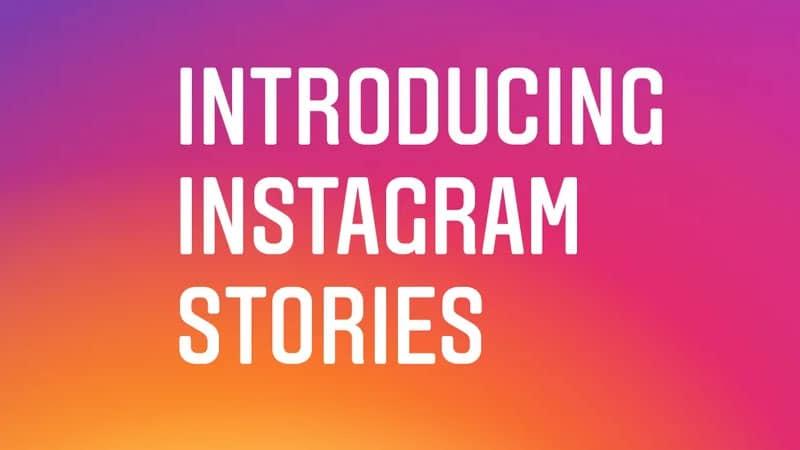 Instagram announces Stories